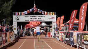 Der Western States Endurance Run in Kalifornien gilt als eines wichtigster 100-Meilen-Rennen.