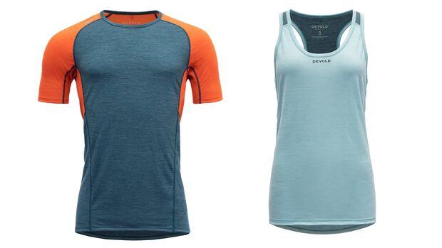 Devold Running Shirt und Top