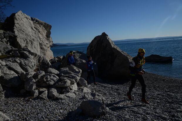 Die Corsa della Bora bietet ein abwechslungreiches Streckenprofil.