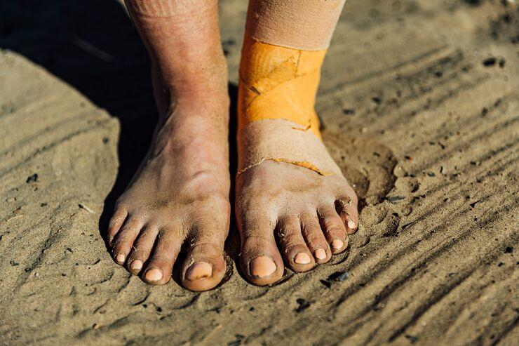 Läuferproblem: Das hilft gegen Blasen am Fuß - RUNNERS WORLD