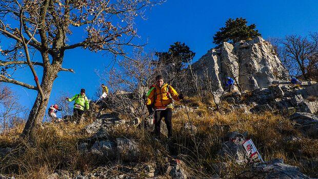 Die Streckenführung bei der Corsa della Bora ist anspruchsvoll.