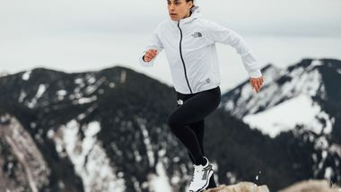 Die VECTIVE Kollektion von The North Face sorgt für höhere Belastbarkeit beim Laufen