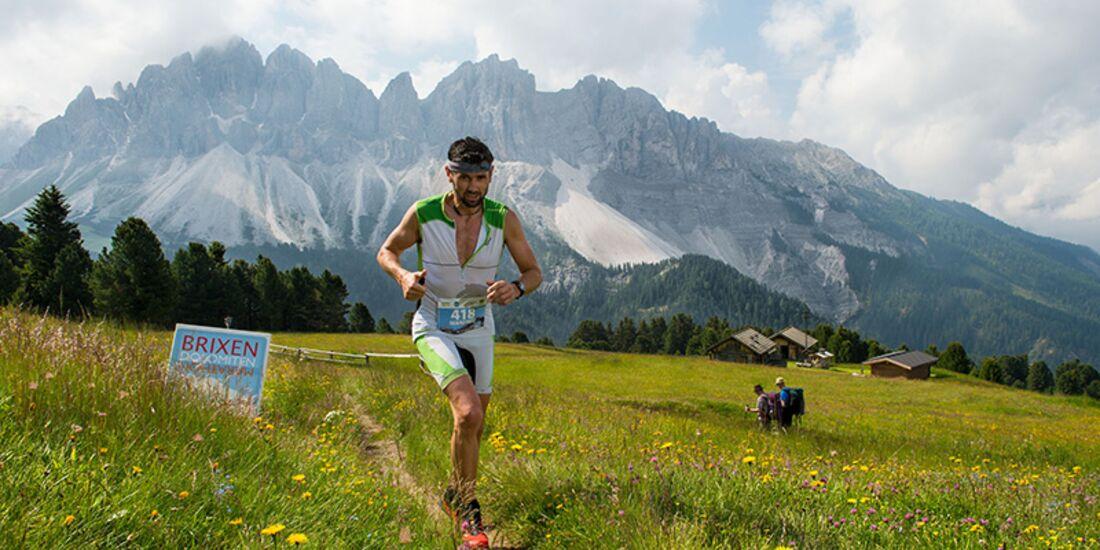 Dolomiten-Marathon Brixen 2016