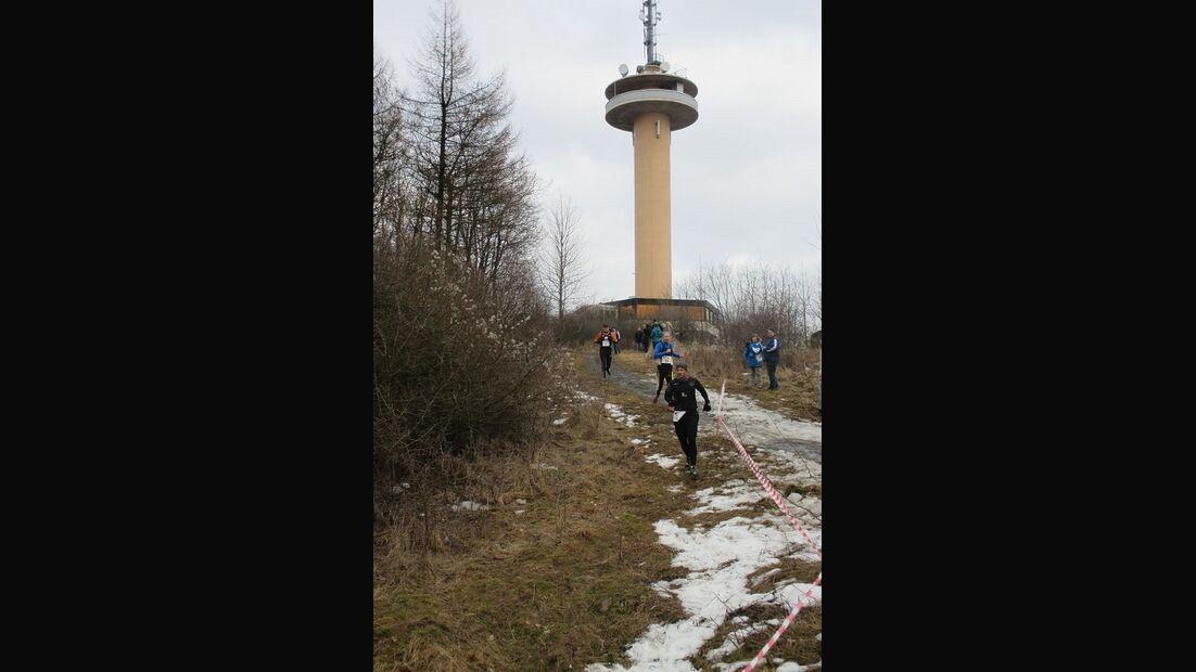 Dransfelder Crosslauf: Rund um den Gaußturm