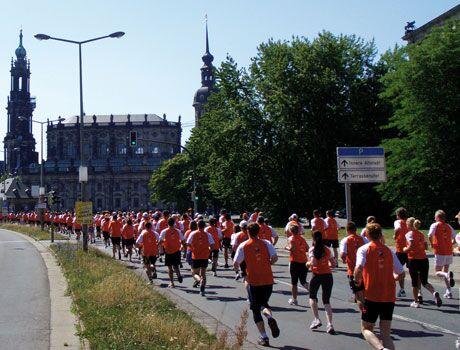 Dresden-Halbmarathon