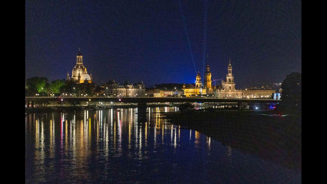 Dresdner Nachtlauf 2021