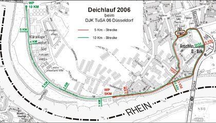 Düsseldorfer Deichlauf