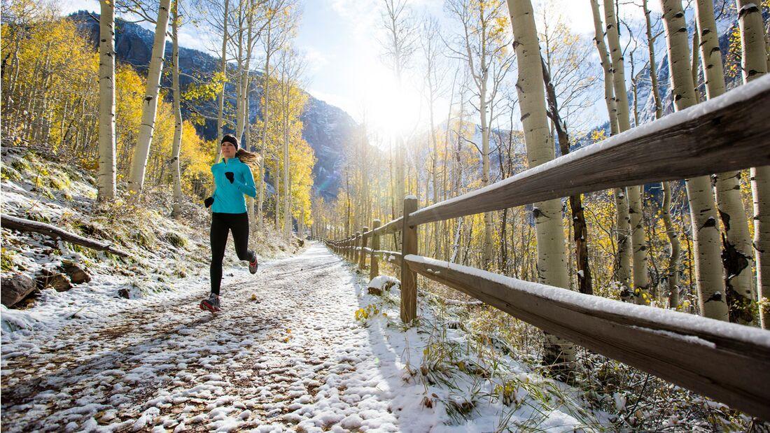 Effektives Wintertraining