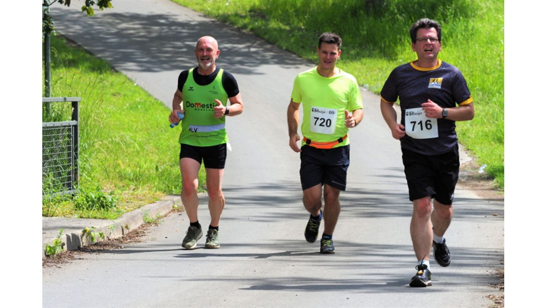 Eifel-Marathon Waxweiler 2019