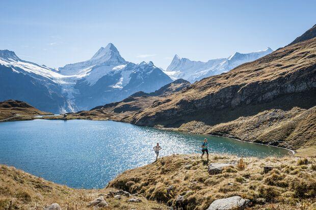 Eiger Ultra Trail Grindelwald Bachalpsee