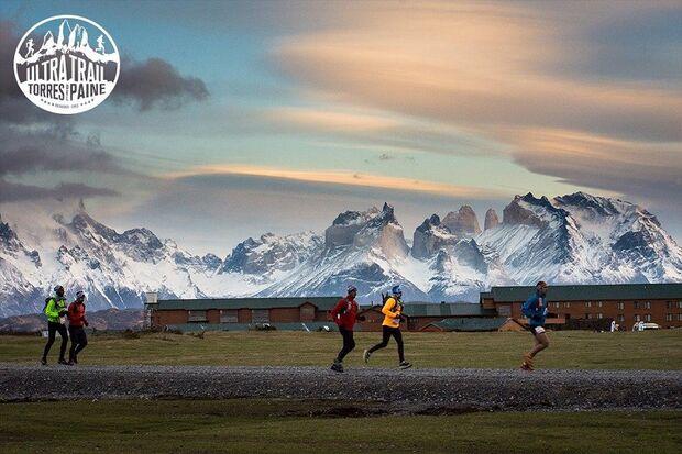 Einmalige Landschaften beim Ultra Trail Torres del Paine