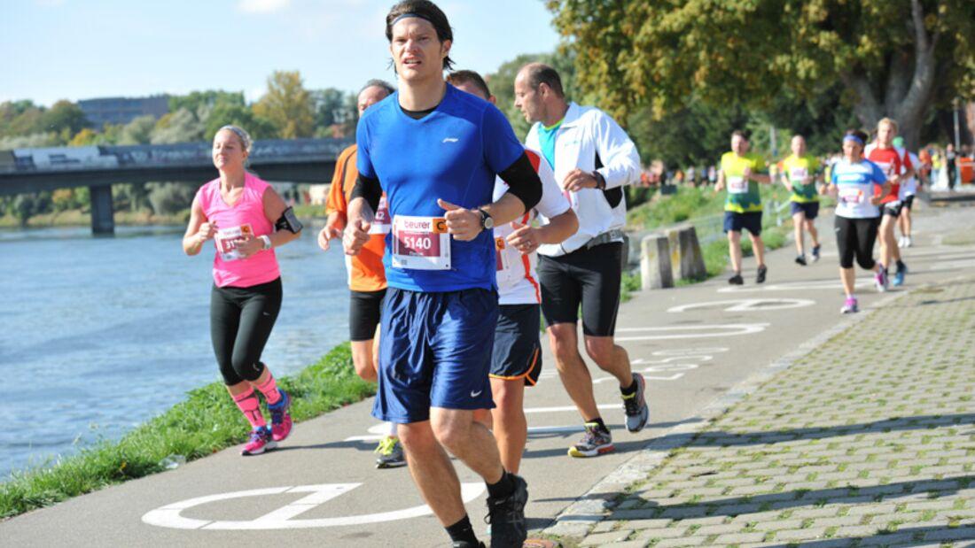 Einstein-Marathon Ulm 2015