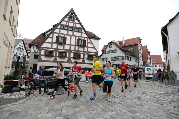 Einstein-Marathon Ulm