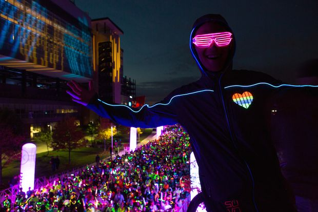 Electric Run Hannover 2 2014