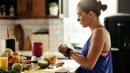 Ernährung für Läuferinnen