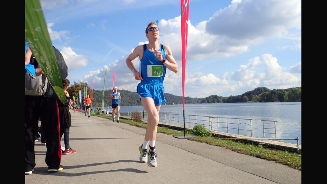 """Essen-Marathon """"Rund um den Baldeneysee"""" 2016"""