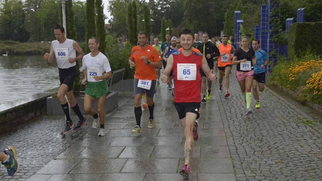 Ettlinger Halbmarathon 2016