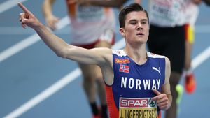 European Athletics Indoor Championships - Previews