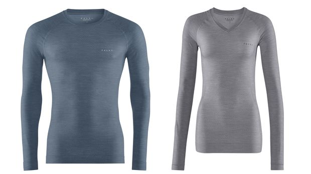 Falke Wool-Tech Light Langarmshirt