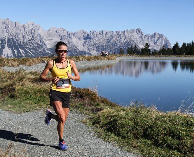 Fantastische Naturlandschaft bei der Tour de Tirol