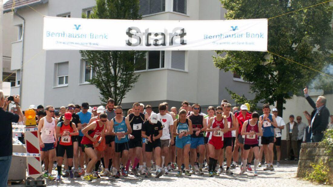 Filderstadt-Halbmarathon 1