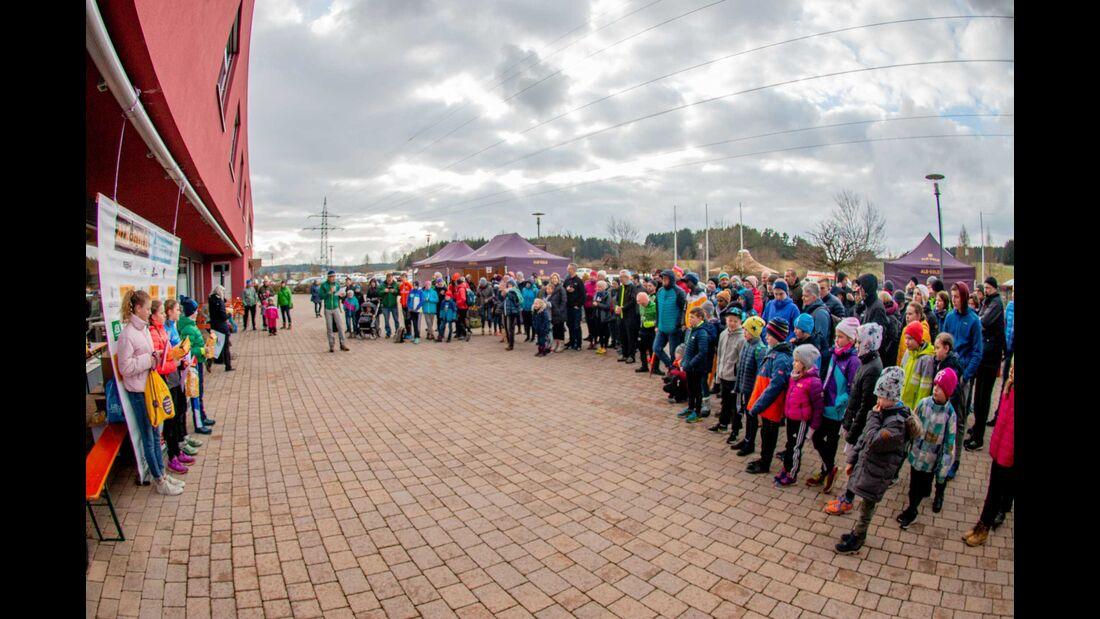 Finale Winterlaufcup Trochtelfingen 2020