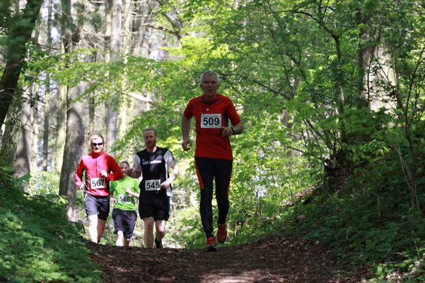 Finnelauf Billroda/Tauhardt: Durch die Wälder rund um Tauhardt