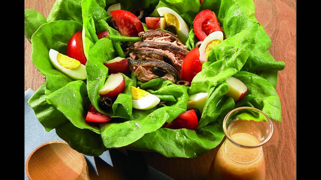 Foto Nizza-Salat