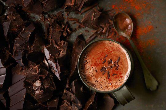Foto Trinkschokolade