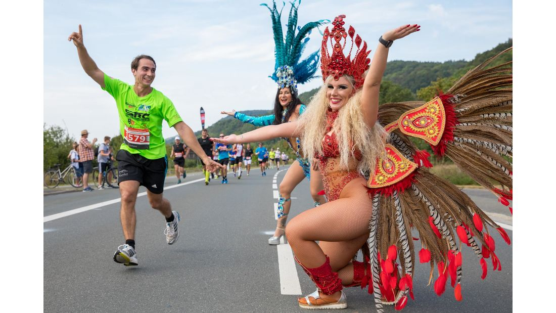 Fränkische Schweiz-Marathon 2019