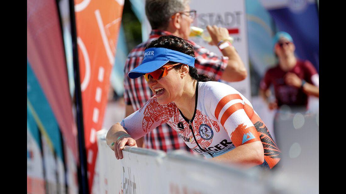 Frankfurt City Triathlon 2021