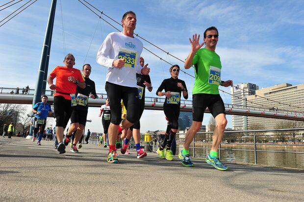 Frankfurt Halbmarathon 2015