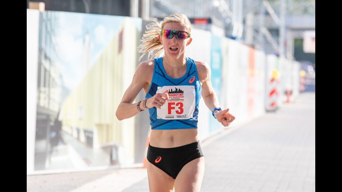 Frankfurt Half Marathon Invitational 2020