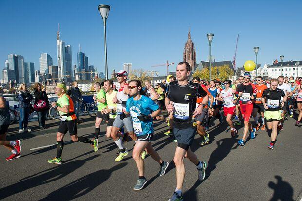 Frankfurt-Marathon 2016