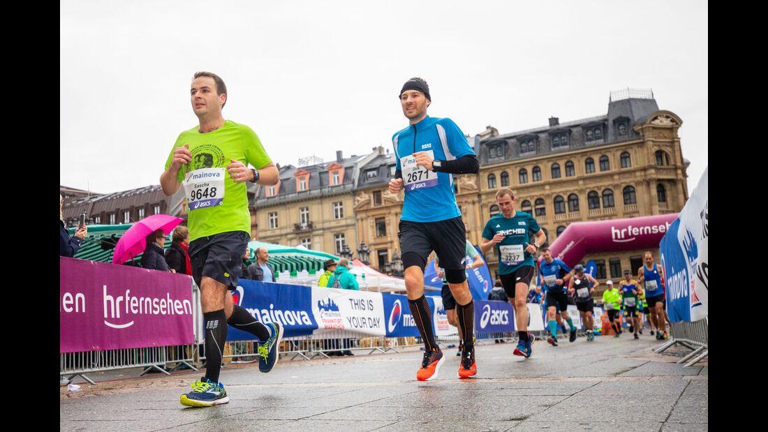 Frankfurt-Marathon 2019