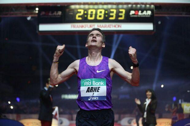 Frankfurt-Marathon Arne Gabius
