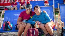 Frauen Berg Gaudi Sommer Gargellen 2019