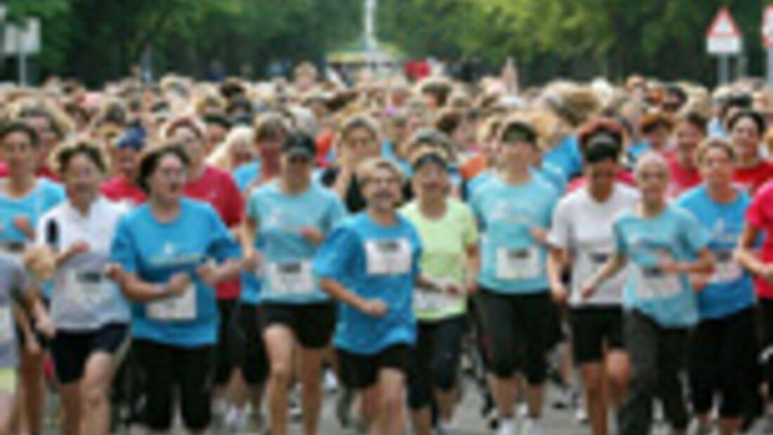 Frauen Fun Run Wien