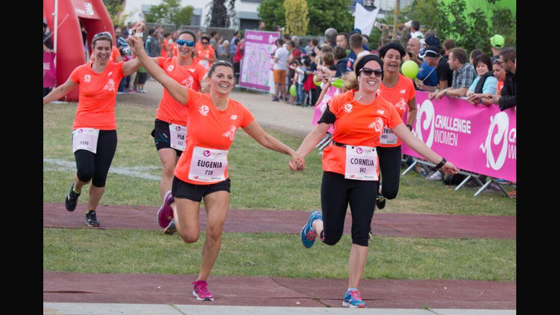 Frauenlauf Challenge Women Roth 2016