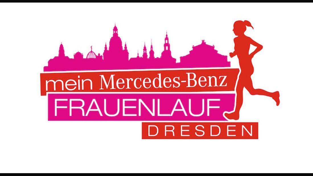 Frauenlauf Dresden Logo 2018