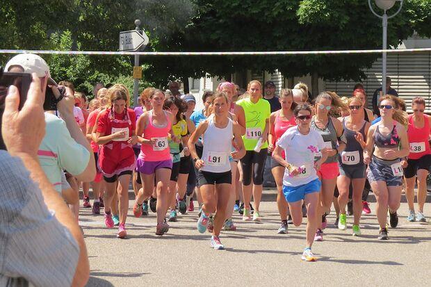Frauenlauf Karlsruhe 2018