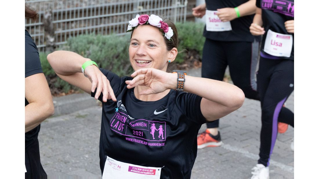 Frauenlauf Mannheim 2021
