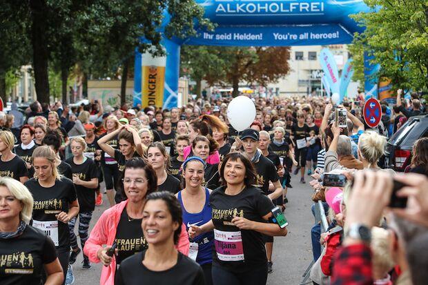 Frauenlauf SaarLorLux 2017