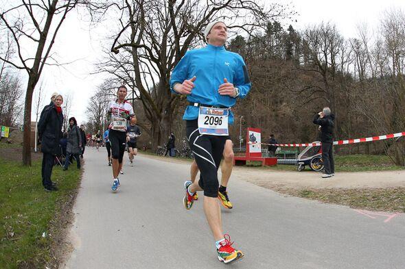 Freiburg-Marathon Strecke 2013