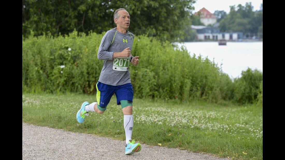 Fünf-Seen-Lauf Schwerin 2021