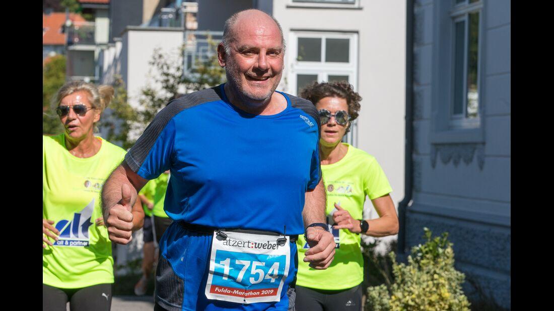 Fulda-Marathon 2019