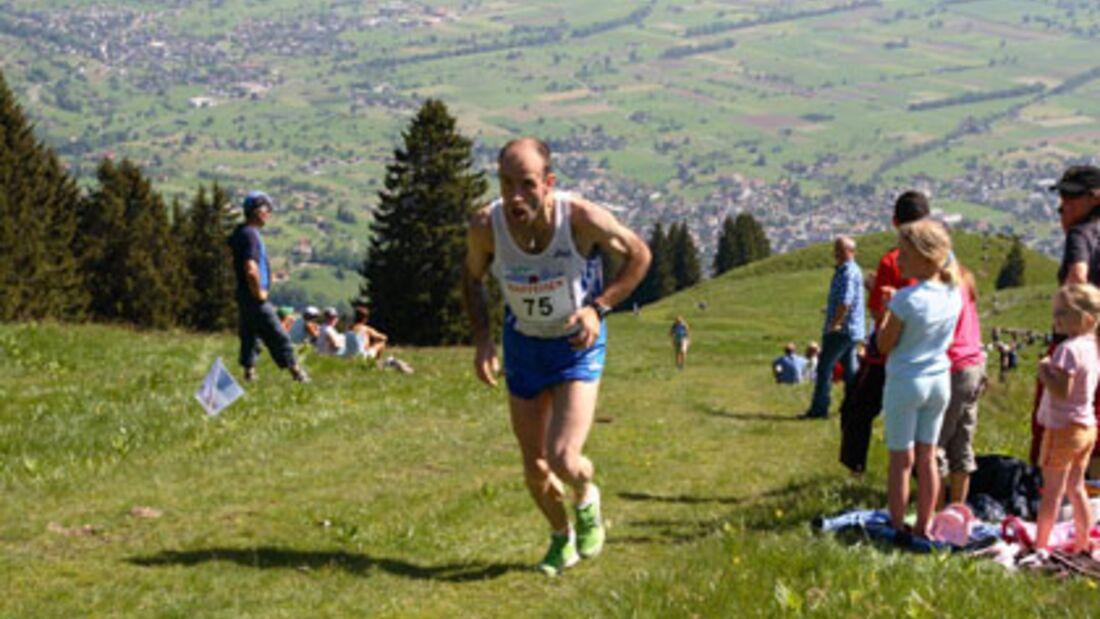 Gamperney Berglauf
