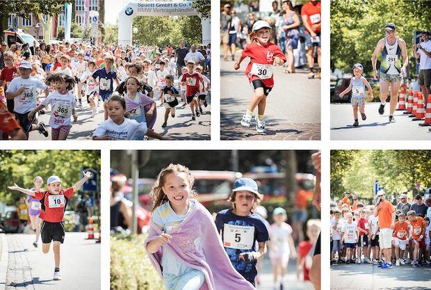 Garchinger Runde Kinderlauf 2017