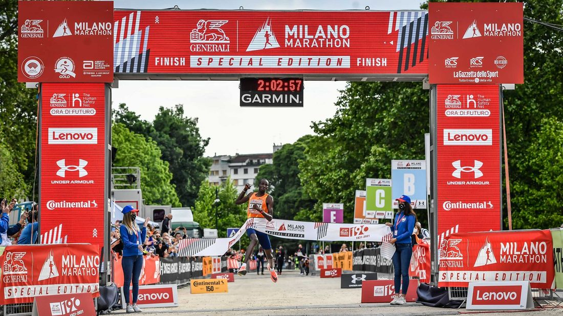 Generali Milano Marathon 2019
