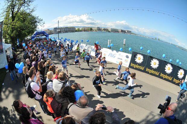 Genf-Marathon Junioren 2013